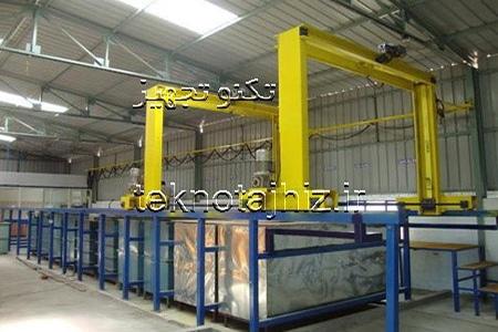 فسفاته کاری و چربی زدایی فلزات در صنایع خودرسازی