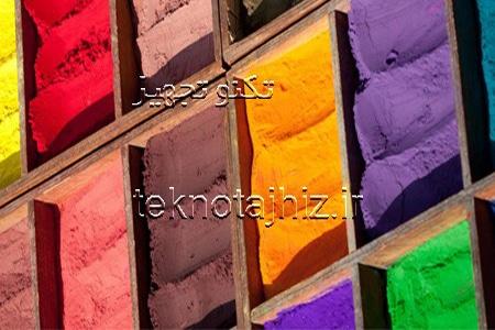 ترکیبات پوشش های پودری مواد اولیه تشکیل دهنده پوشش پودری اجزای تشكيل دهنده پوشش های پودری