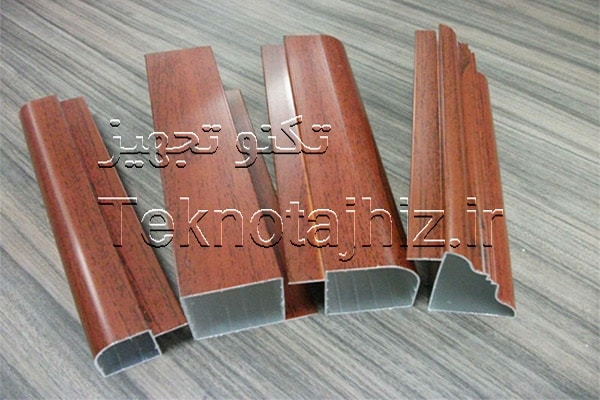 رنگ های پودری طرح چوب و سنگ رنگ های دکورال
