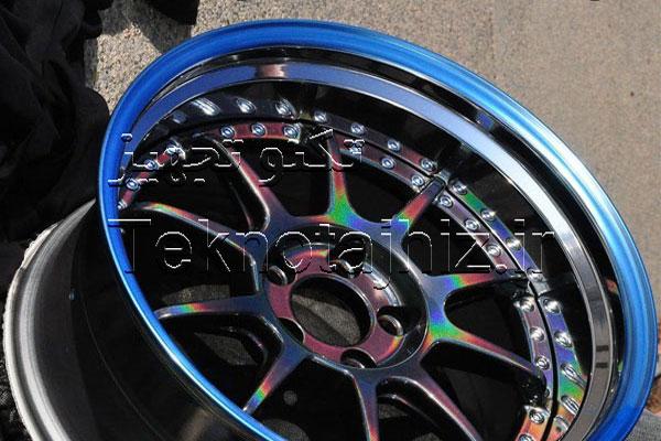 رنگ ها و پوشش های فلزی