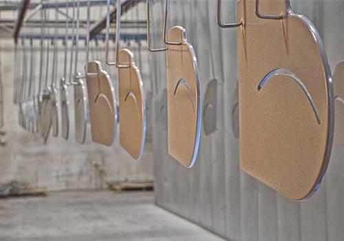 پوشش های پودری چوب در صنایع مبلمان