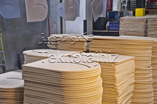 نصب و راه اندازه تجهیزات خط رنگ صنعت مبلمان