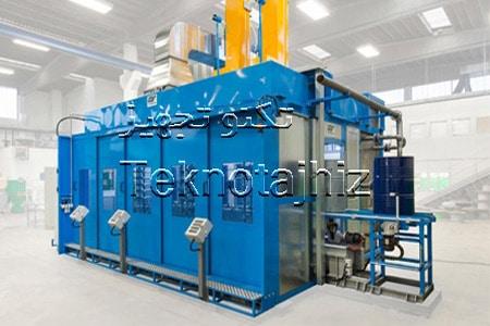 مزایای استفاده از رنگ پودری الکترو استاتیک در صنایع مختلف