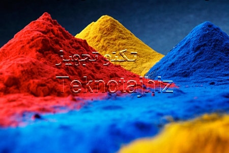 کاربرد رنگ ها و پوشش های پودری در صنایع مختلف