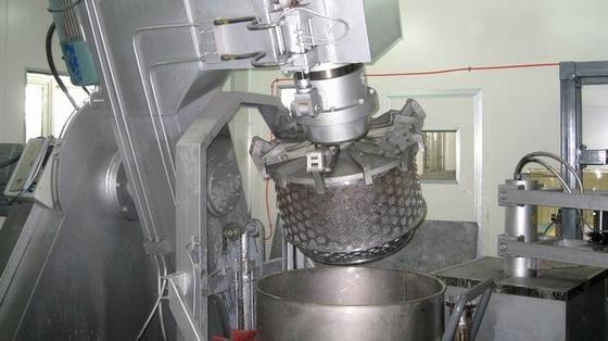 دستگاه تولید پوشش های داکرومات