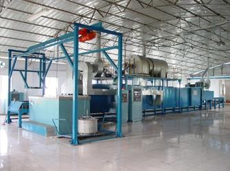 تولید کننده تجهیزات پوشش داکرومات